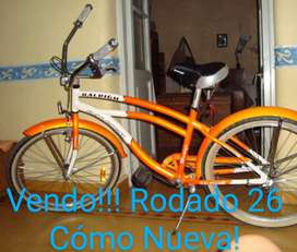 VENDO BICI RALEIGH