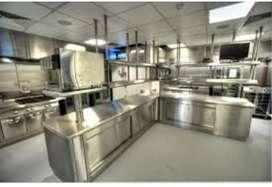 Directamente arrendo cocina industrial dotada