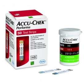 Accu-chek performa x 50