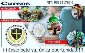 Acintertecp s.a.s te invita a participar en nuestros cursos