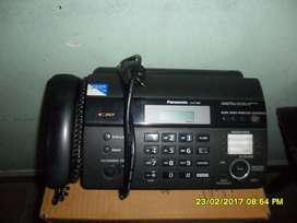 FAX PANASONIC KXFT 988