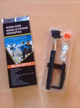Bastón Selfie Bluetooth