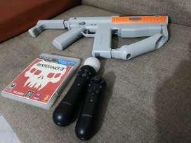 Rifle playstation 3