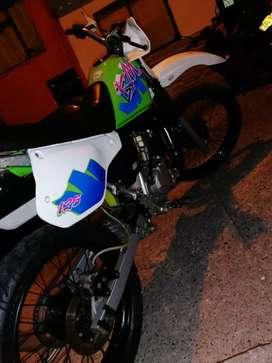 Hermosa kmx 125