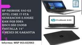 OFERTA DE LAPTOP NUEVAS Y SEMINUEVAS IMPORTADAS INTEL COREI5| COREI7 4TA- 6TA - 7MA- 10 GEN 8 GB RAM|HD500 DESDE $405