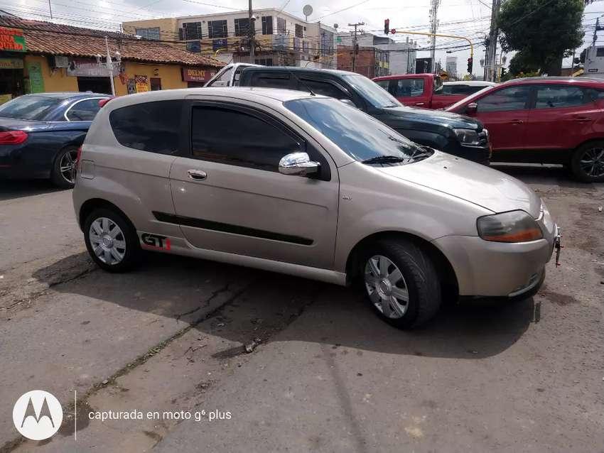 Vendo Chevrolet Aveo 0