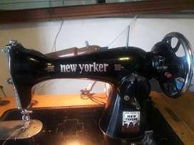 Maquina de coser antigua -  new yorker