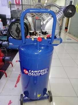 Compresora de Aire 100 litros Motor 3 HP