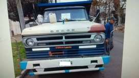 DODGE DP-600 MOTOR PERKINS Camion