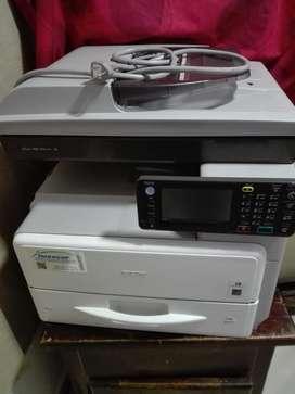 Fotocopiadora laser impresora