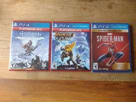 3 juegos de playstation 200k