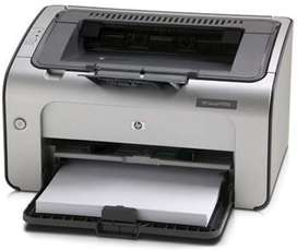 Impresora Hp Laserjet P1009 Monocromátic