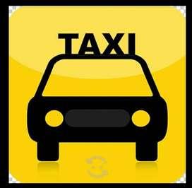 Necesito chófer profesional para taxi amarillo que tenga todos sus documentos en regla