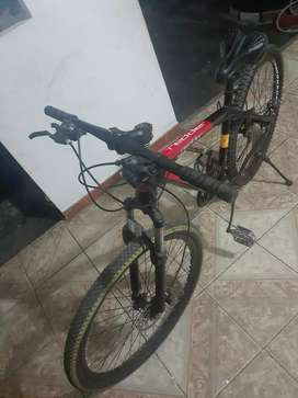 Vendo bicicleta 400