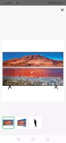 "Smart TV samsung 55"" UHD 4K"