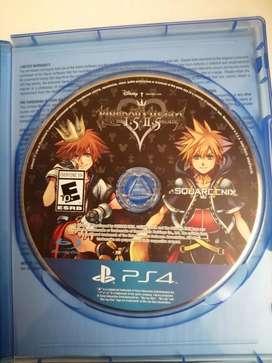 Kindom Hearts HD 1.5+II.5 Remix