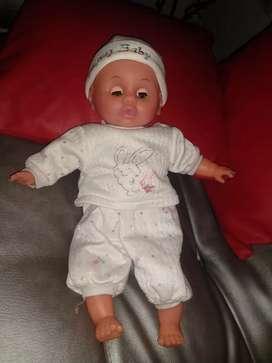 Bebé de pilas