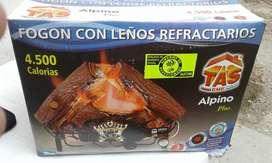 Vendo Leño Hogar