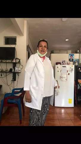 Necesito joven enfermero o enfermera para trabajar en Pueblo fuera de Guayaquil doy habitacion