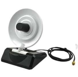 Antena Wifi Radar Direccional 10dbi Parabolica