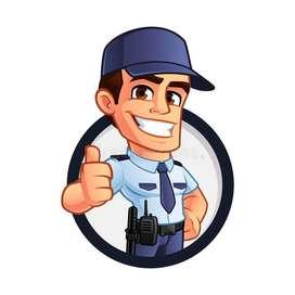 Auxiliar de seguridad