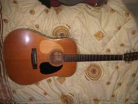 Guitarra Morris W-18 (Vintage 1973)