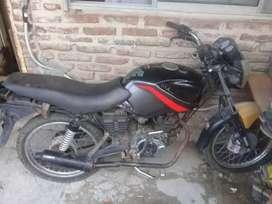 Moto rx. 125