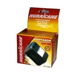 Transformador Hurricane 50w Adaptador 220/110v Ac delivery