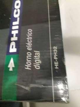 HORNO ELECTRICO DIGITAL 32 L