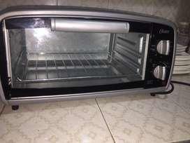 Horno tostador compacto Oster 10 litros TSSTTVVG01