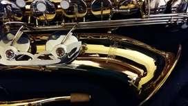 claro y consizo es el saxo tenor holtons