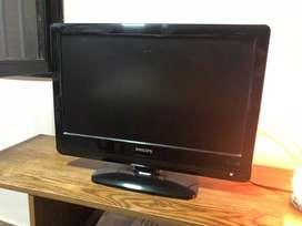"Vendo TV LED Philips 21"""