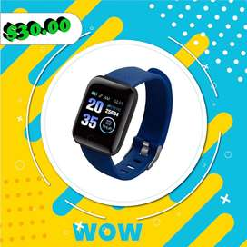 Smartwatch plus 116 iOs y Android