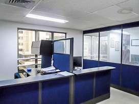 Oficina Comercial en Arriendo Poblado sector Manila. Cod PR9168