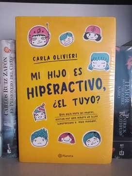 Mi hijo es hiperactivo ¿El tuyo? Libro