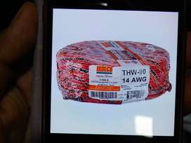 CABLE INDECO 14 AWG THW- 90 (100m)