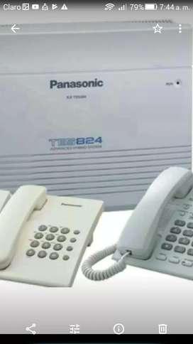 REPARACONES PLANTAS TELEFONICAS Y LINEAS TELEFONICAS