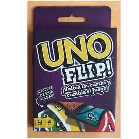 Juego UNO Flip! nuevo y sellado (original NO imitación)