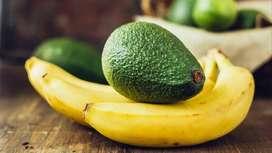 Auxiliar para Venta de Frutas