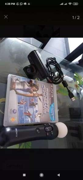 Move + cámara + juego