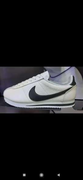 Nike cortez (cuero) no micro fibra