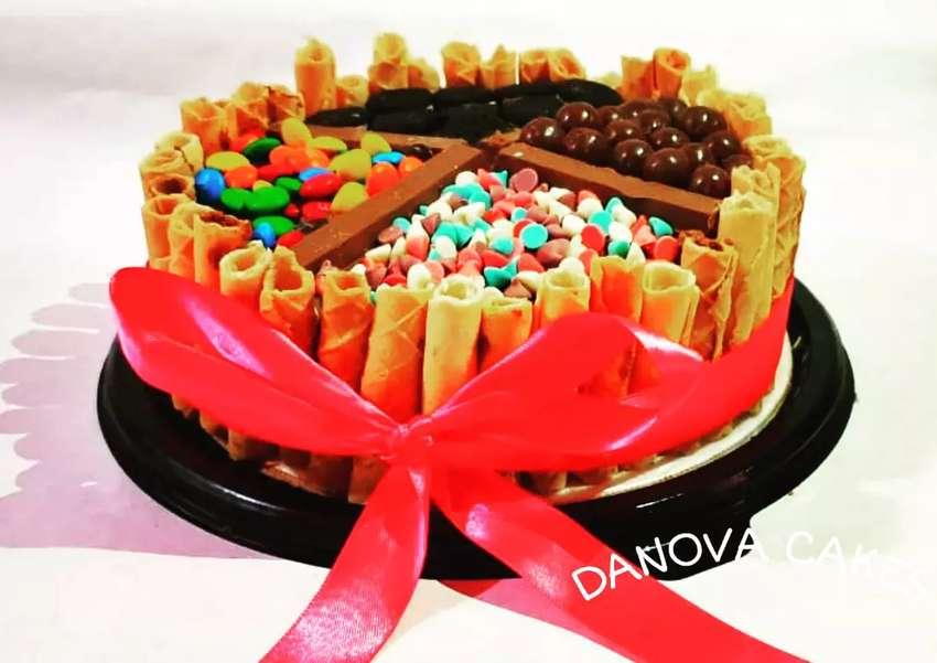 Tortas y cupcakes 0