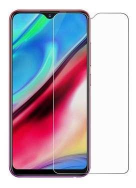 Vidrio Templado Plano Glass Samsung A10