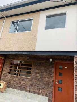 Se arrienda casa sector Capulispamba