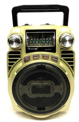 Parlante con radio multibanda, Bluetooth - USB Colon