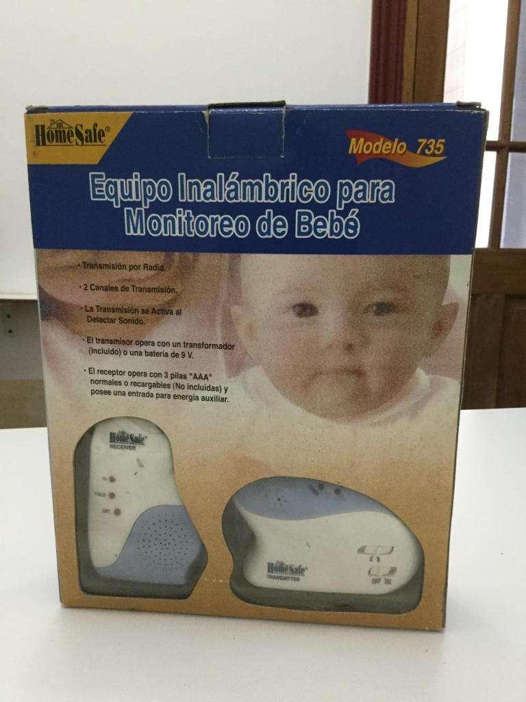 MONITOREO DE BEBE - Equipo Baby Call excelente estado, poco uso, como nuevo.! 0