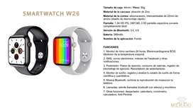 Smart watch, no te los pierdas excelente calidad ,con garantía,$5000,$6000,$7200
