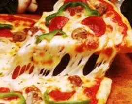 Se necesita pizzero