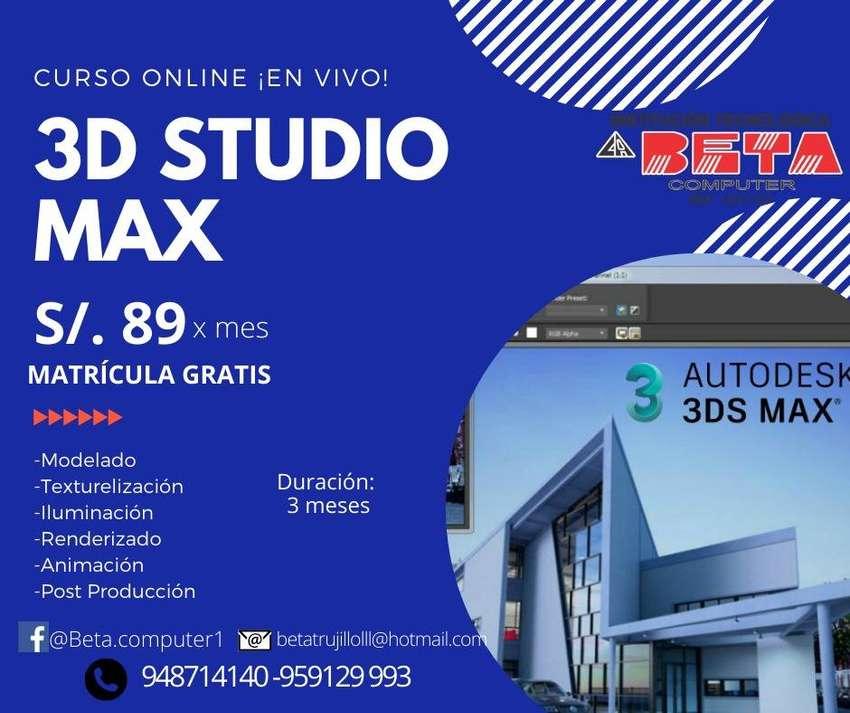 CURSO: 3D STUDIO MAX 0