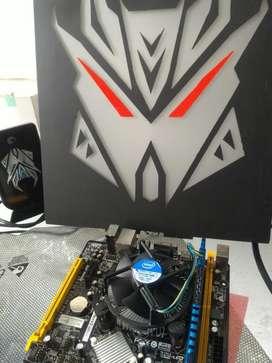 Board Procesador Ram Intel Core I3 4130